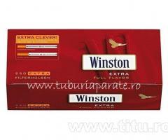 Tuburi Tigari pt.Tutun Winston Extra 250 Buc.