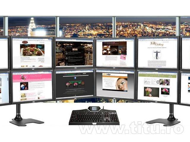 Oferim servicii de web design si promovare online