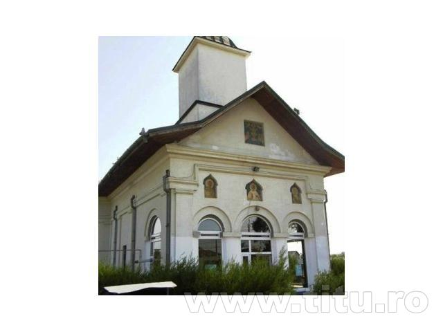 Biserica Izvorul Tamaduirii - Baldana