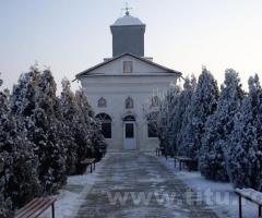 Manastirea BALDANA .