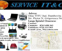 Service IT&C Pentru Zona Titu. Reparatii Si Vanzari Calculatoare