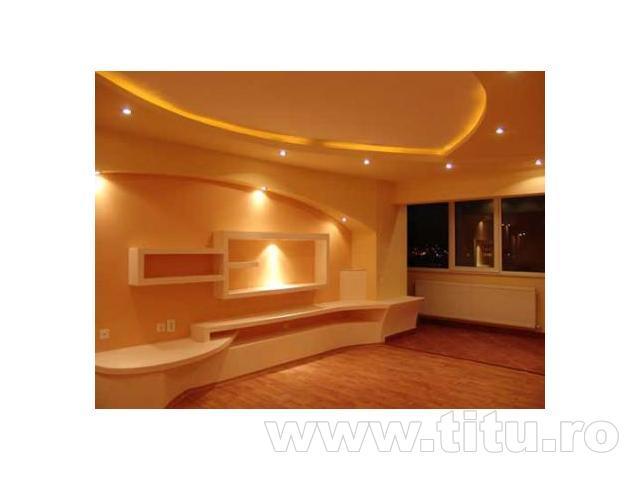 Finisaje interioare, zugraveli, gresie-faianta, constructii, rigips, instalatii apa si electrice !