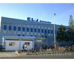 ELJ Automotive - injectie mase plastice, producator repere din plastic
