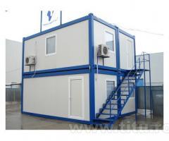 Containere simple sau modulare, ISO sau speciale, de transport, santier sau locuit !