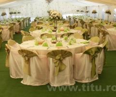 Inchirieri corturi pentru nunti, botez, evenimente