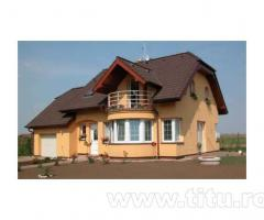 Construim case / vile – plata in rate la dezvoltator, valabil pentru toata tara