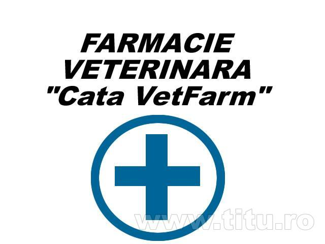 Farmacie Veterinara si Cabinet Medical Veterinar Individual - s.c. Cata Vetfarm s.r.l.