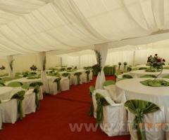 Inchirieri corturi evenimente (nunti, botezuri,etc.)