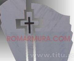 Cruci, monumente funerare